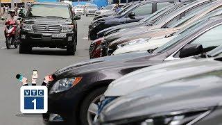 Tranh cãi quyết liệt thu phí ô tô vào trung tâm TP.HCM