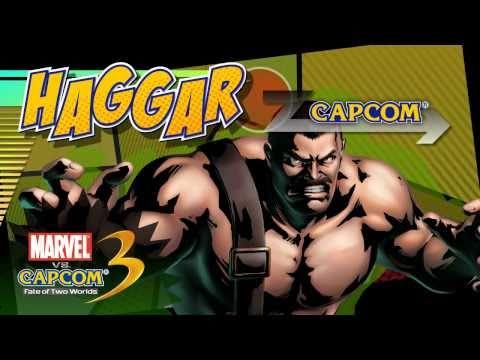 Marvel vs. Capcom 3: Haggar Spotlight