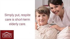 What Is Elderly Respite Care and What Are Its Benefits?