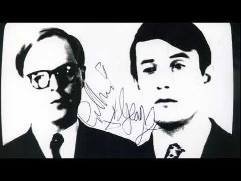Gilbert And George at the White Cube Gallery London