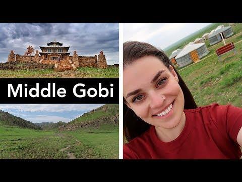 JOURNEY TO THE GOBI | Gobi Desert, Mongolia