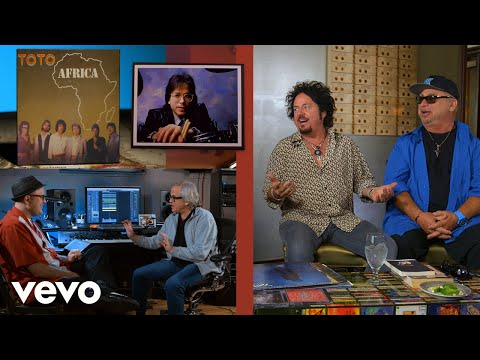 Toto - Africa - Professor of Rock's The Story Of