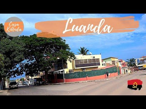 BAIRRO DO PRENDA  – Luanda, Angola 🇦🇴❤