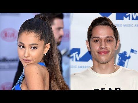 Is Ariana Grande DATING Saturday Night Live's Pete Davidson?