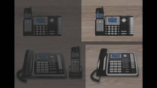 RCA 2-Line Phone System