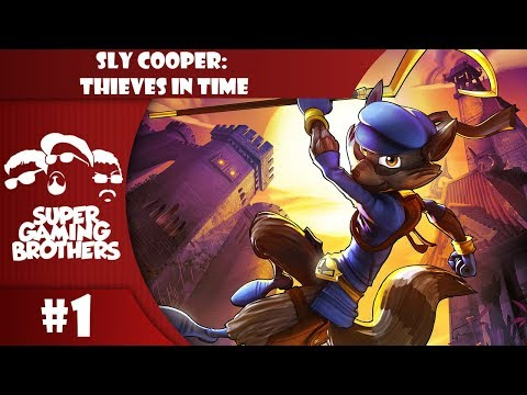 SGB Play: Sly Cooper: Thieves In Time - Part 1 | That's the Power of Thieves! streaming vf