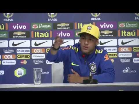 Neymar Loses Temper With a Journalist After Question About His Private Life