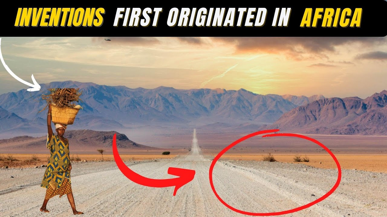 Top 5 Ancient African Inventions that first originated in Africa