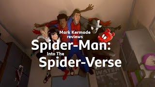 Spider-Man: Into The Spider-Verse reviewed by Mark Kermode