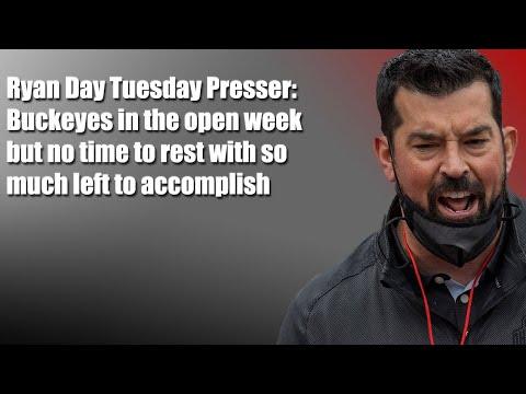 Buckeyes Football has plenty to work on with the open week here