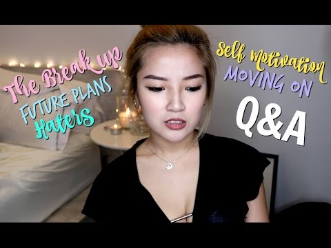 Q&A: THE BREAK UP AND BIGGEST REGRET | Naomi Neo
