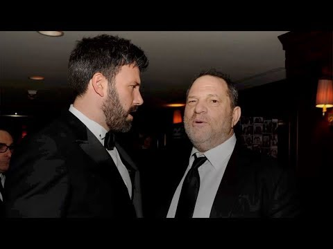 Ben Affleck faces criticism over friendship with Harvey Weinstein as lewd MTV video resurfaces