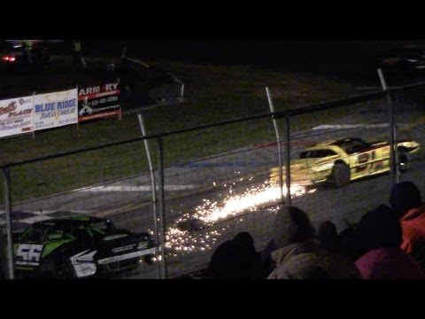 Mahoning Valley Speedway Octoberfast Highlights Late Models Street Stocks and Hobby Stocks 10-22-16