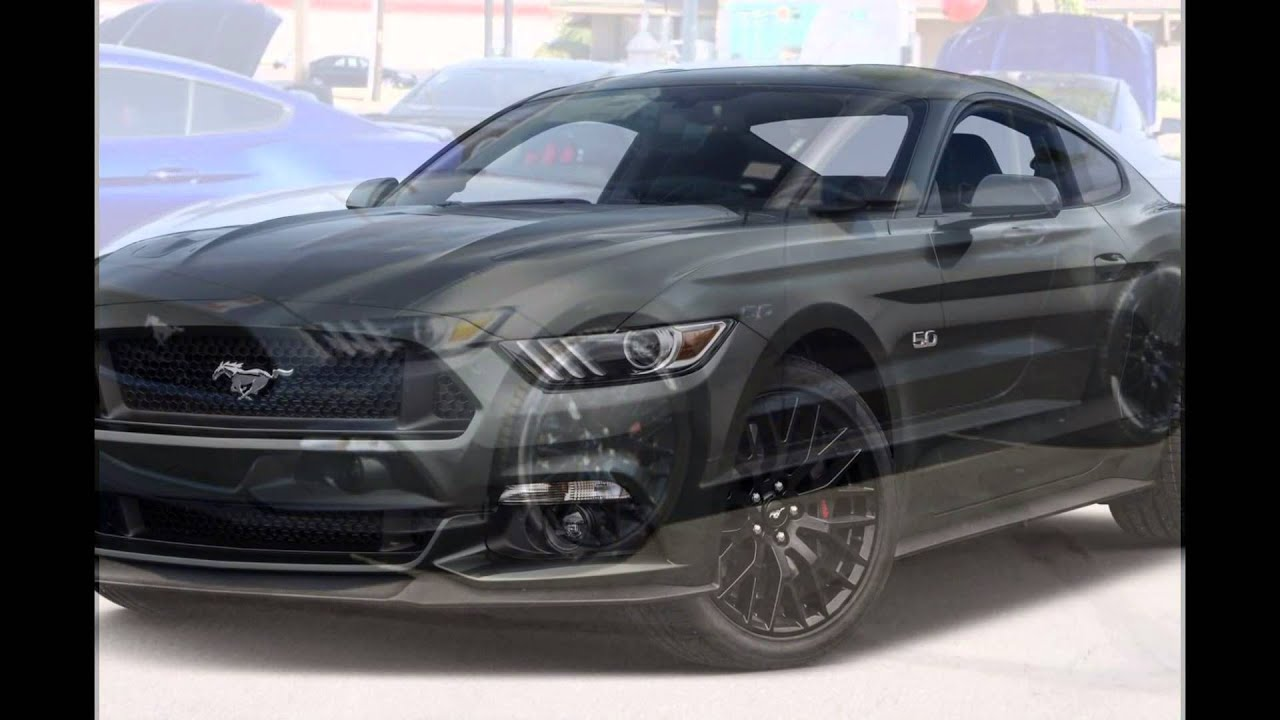 2016 ford mustang gt magnetic youtube. Black Bedroom Furniture Sets. Home Design Ideas