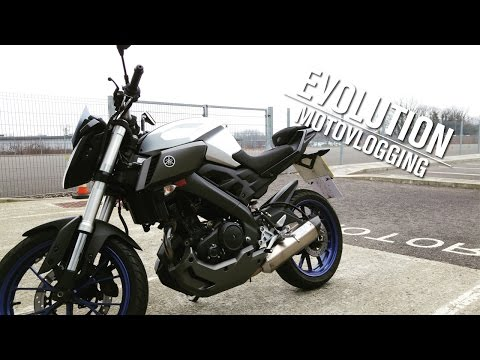 My Motorcycle Module 1 Test - Yamaha MT125 (A1)