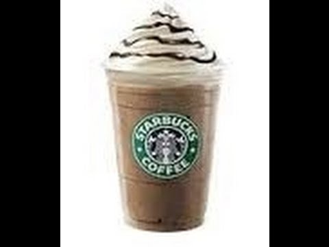 Double Chocolate Chip Frapp From Starbucks Baking Bosss