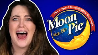 Download Irish People Try American Moon Pies