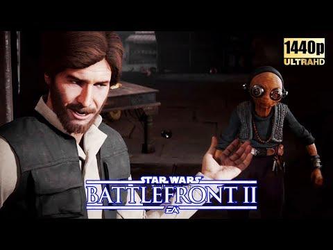 Star Wars Battlefront 2 #5 —  Хан Соло Шалит {PC} прохождение часть 5