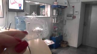 видео Отбеливание зубов при помощи капы