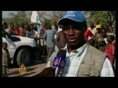 CAR fighting forces thousands to flee to Chad - 08 Mar 08
