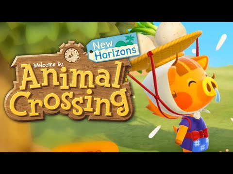 Rübenkauf Bei Jorna! | Animal Crossing: New Horizons (Part 11)