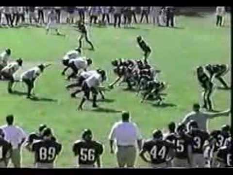 Wellesley 2003 Fball