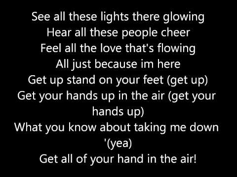 Wwe theme song from The Miz  I came to play with lyrics