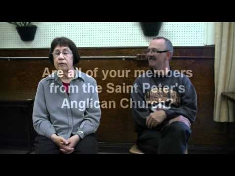 Saint Peter's Bell Ringers Interview