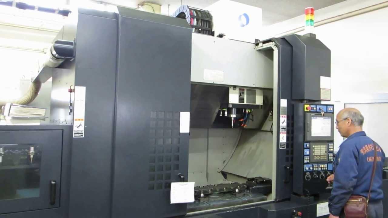 makino cnc machine