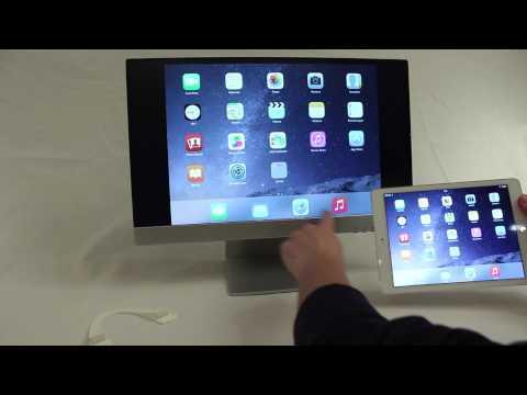 wie schlie t man ein apple ger t an einen fernseher an youtube. Black Bedroom Furniture Sets. Home Design Ideas