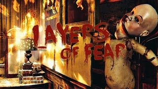 Layers of Fear Early Access Gameplay (PC) Mike & Ryan Talk About Games