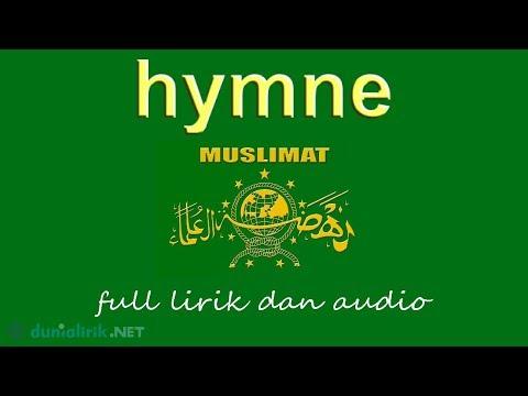 Lagu Hymne Muslimat NU Full Lirik
