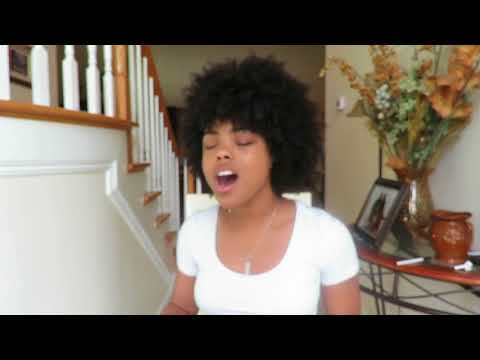 Raindrops By Ariana Grande (cover) - Aname' Rose