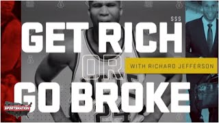 Get Rich or Go Broke: Herb Jones, Jarred Vanderbilt & Kiya Johnson | SportsNation