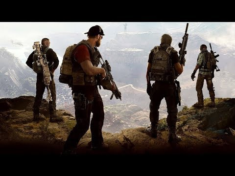 GHOST RECON MULTIPLAYER PvP INSANE MVP GAMEPLAY