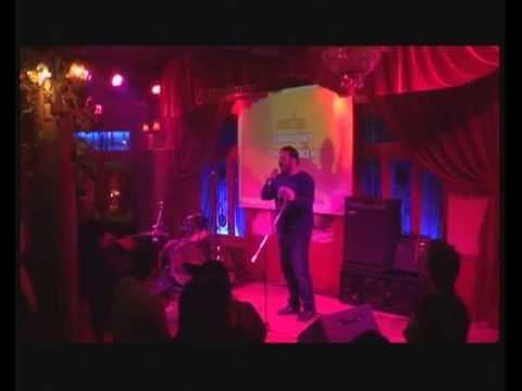 φρατζεσκος τα σπαει unchain my heart Ghost karaoke 6-2-15