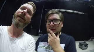 """DONOTS Vlog - Videodreh """"Rauschen"""""""