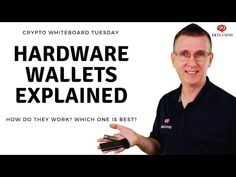 Hardware Wallets Explained, Reviewed and Compared