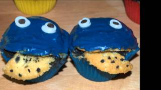 Cupcake Ideas: Mango, Sesame Street And French Toast Cupcakes With Maple Bacon Frosting