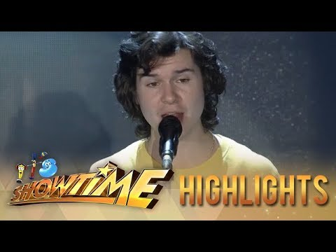 It's Showtime: Lukas Graham performs for the first time on It's Showtime!