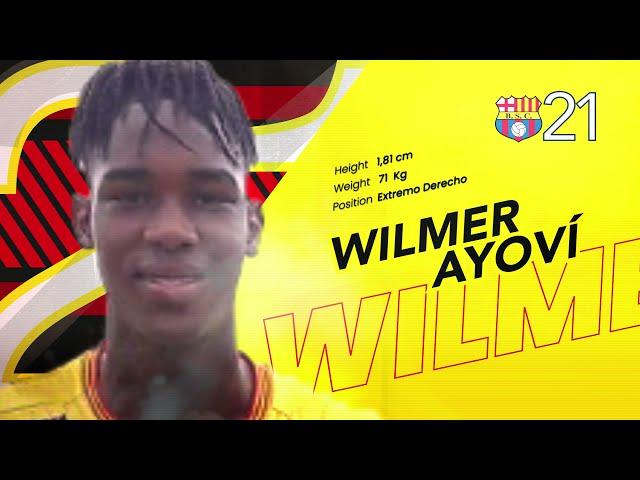 Wilmer Ayoví - Image Sport