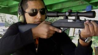 Target Practice with the Marlin 795 .22 Rifle