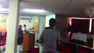 Iban Christian Song- Ngasi ka Ajar Nuan