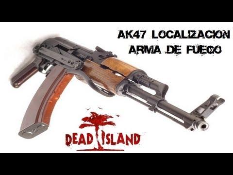 Dead island gu a dead island localizaci n armas de fuego for Muebles para guardar armas de fuego