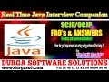 Java Interview Companion|| SCJP/OCJP||How do you loop around an array using enhanced for loop?