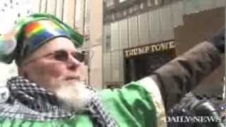 Protesters blast St. Patrick