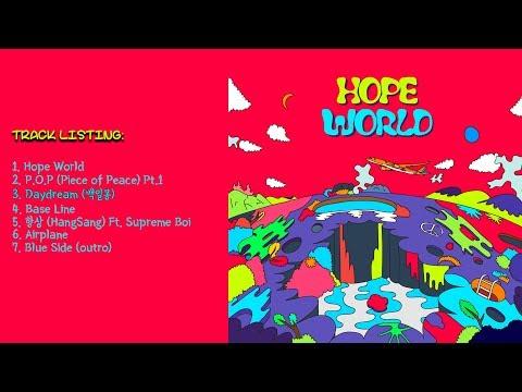 J-Hope - Hope World (Full Mixtape) (Hixtape)