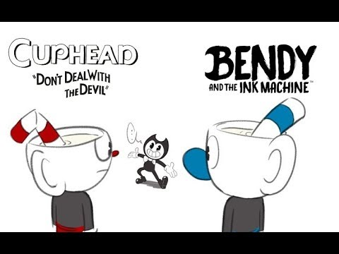 [Cuphead X BATIM Comic Dub] - Final Boss