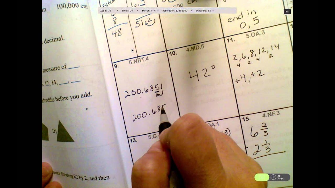 Solution Grade 6 Pdf