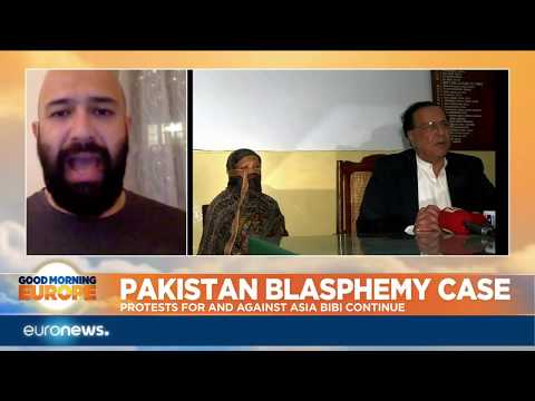 Pakistan Blasphemy Case: Protests for and against Asia Bibi continue | #GME Mp3